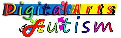 Digital Arts for Autism Logo