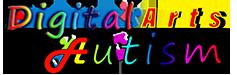 Digital Arts for Autism Logo